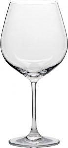 6 verres à vin de Bourgogne de Guy Degrenne