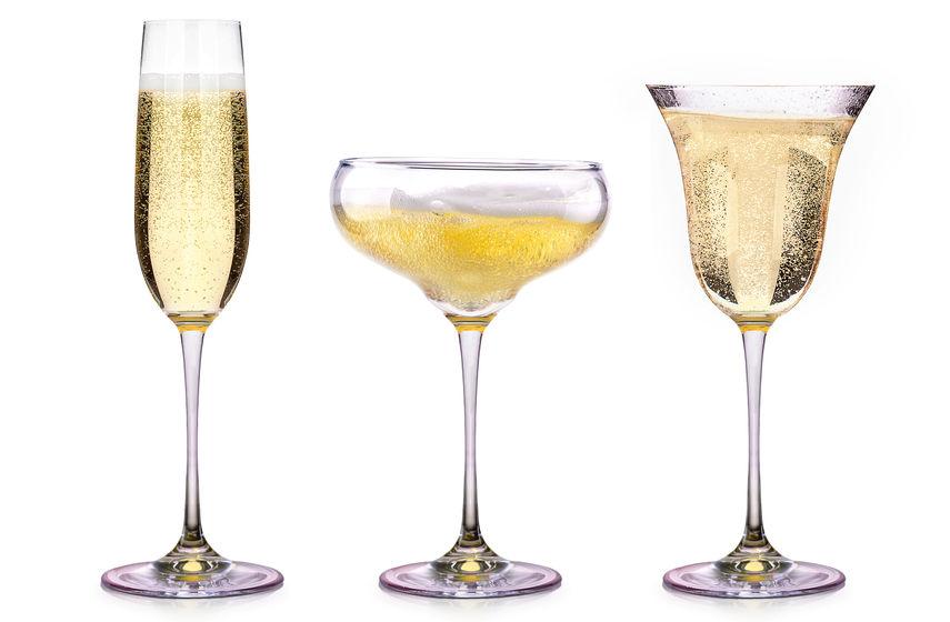Meilleurs verres à Champagne