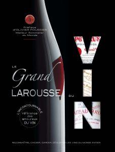 Le Grand Larousse du Vin relié par Collectif
