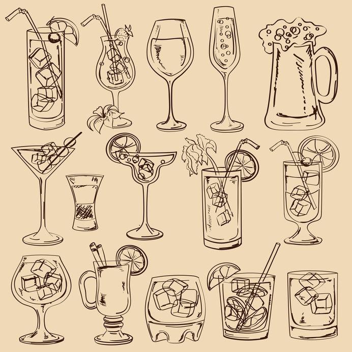 Meilleurs verres à cocktail