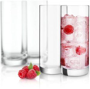 Verres à cocktail en cristal sans plomb JoyJolt