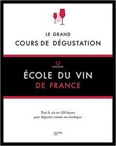 grand cours de dégustation de l'Ecole du vin de France